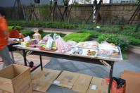 1番目コンロ側2012中秋節BBQ