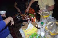 ひたすら肉を焼いてます2012中秋節BBQ