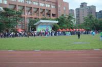 なんだかグダグダな台湾運動会1208