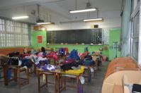 台湾現地小学校の教室1208