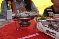 婚約式の宴会料理岩ガキ1209