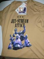 ユニクロ台湾のガンダムTシャツ