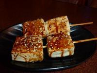 北海岸海鮮の焼き百頁豆腐0714