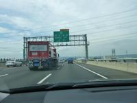 国道3号から国道6号出口