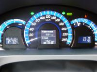 カムリハイブリッド燃費15.7km