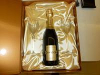 レクサス納車記念品のシャンパン