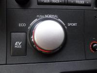 CT200hハイブリッドモードセレクタースポーツモード