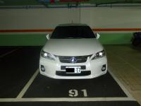 CT200h@三重駐車場