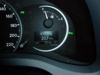 CT200hの燃費モードをリッター燃費にモード変更
