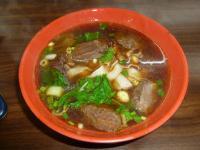 山西刀削牛肉麺0831
