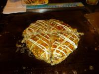 TEN屋天母店の京都ふわふわ焼き