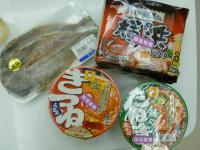 天母新光三越で買った日本製食品の一部1006