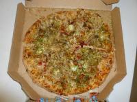 DOMINOピザの大阪焼ピザ1012
