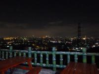 樹林大同山から見た台北の夜景1024