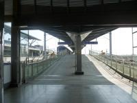 台鉄沙崙站はローカル支線の雰囲気