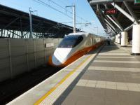 台湾新幹線で今度は台南から高雄へ1129