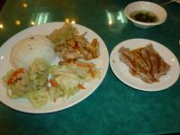 蒜泥白肉飯1201