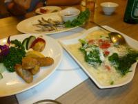 高雄深海釣客餐廳の料理1227