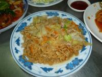 台南の炒意麺1226