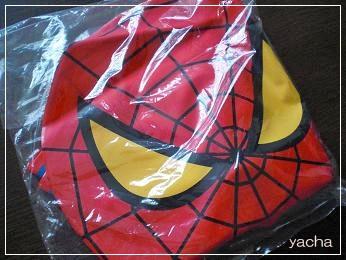 20120617スパイダーマン当選