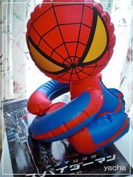 20120617スパイダーマン人形