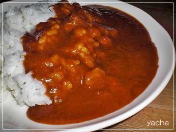 20120619激辛カレー皿