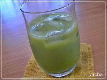 20120806抹茶ミルク