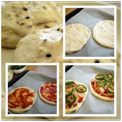 20121027ピザ作る過程
