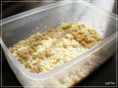 20121031塩麹2日目大