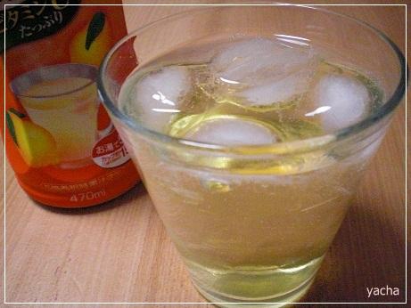 20121120ほっとレモンを炭酸割で