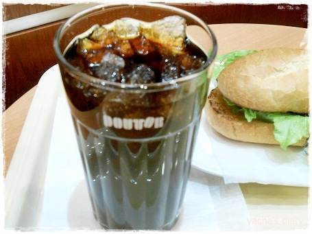 20121208アイスコーヒー