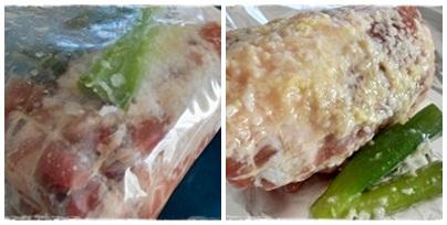 20121215塩麹チャーシュー作り