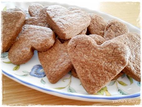 20130105黒ココアでクッキー