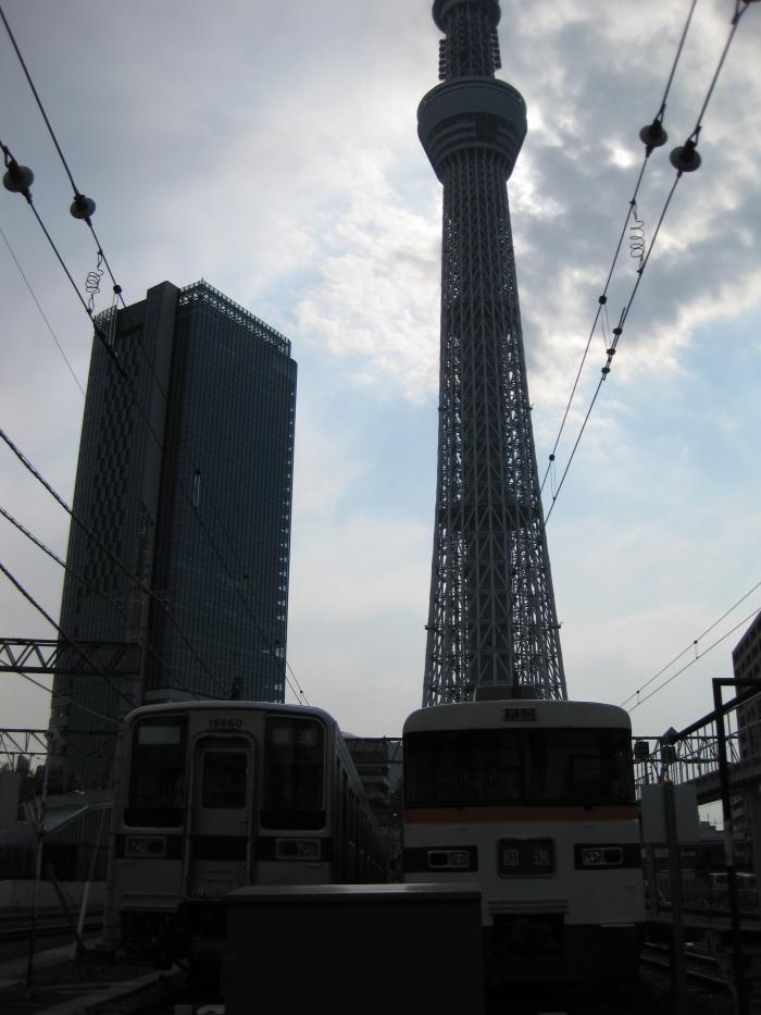 東武スカイツリー3