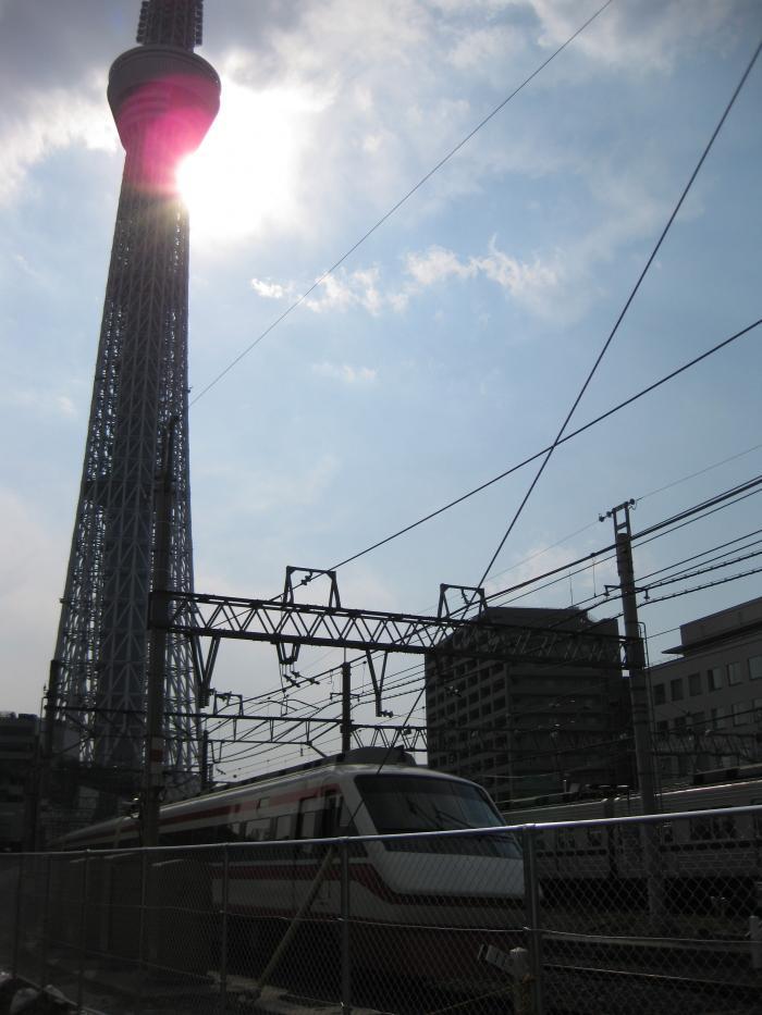 東武スカイツリー4