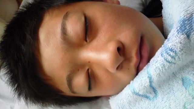 天使の寝顔1