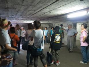 広島城地下