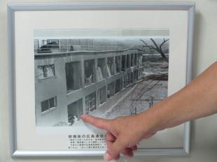 逓信病院当時
