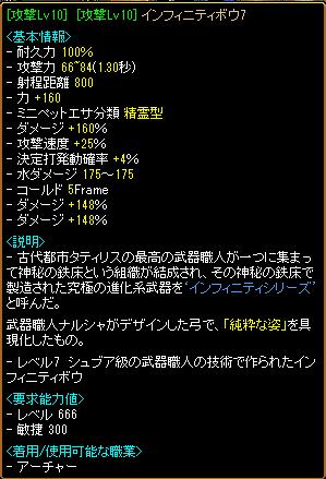ダメダメIF7