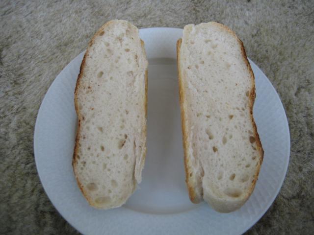 ごま油パン