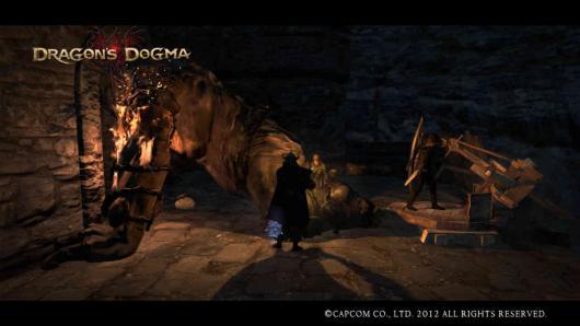 Dragons Dogma Screen Shot _5