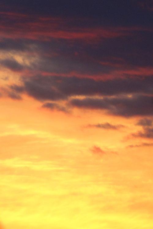 Tak's blog-sunset1218