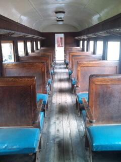 三菱石炭鉱業旧型客車