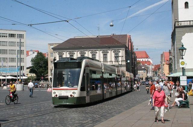 アウグスブルグ路面電車