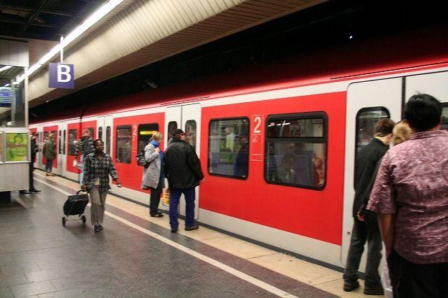 ミュンヘン地下鉄