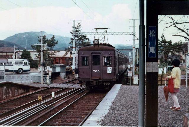 阪急松尾700系