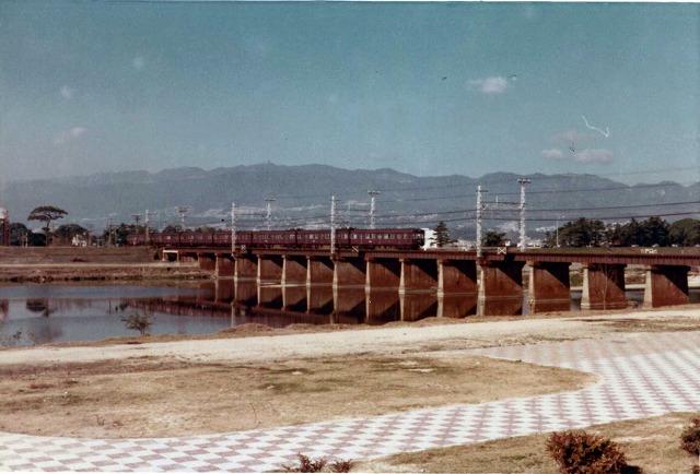 阪急武庫川鉄橋109