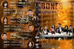 BONES Season6 Complete Jacket