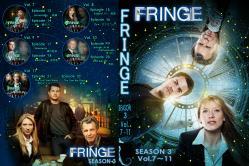 FRINGE Season3 Complete Jacket