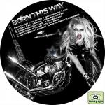 LADY GAGA ~ BORN THIS WAY ~